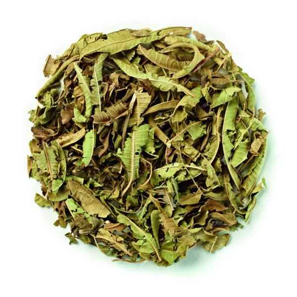 Чай Лимонова Вербена (цели листа)